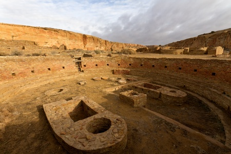 kiva: Chaco Culture National Historical Park
