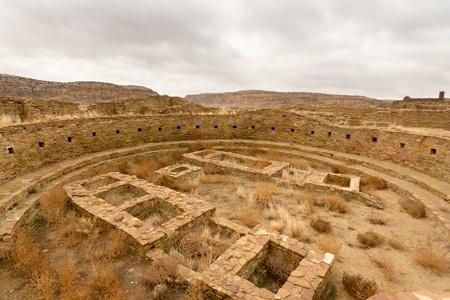 culture: Chaco Culture National Historical Park