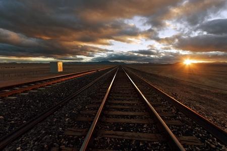 V�a de tren