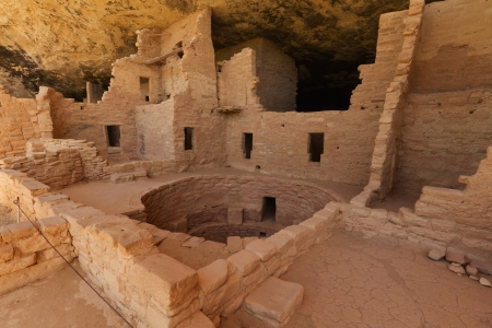 kiva: Spruce Tree House, Mesa Verde National Park