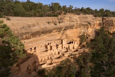 kiva: Cliff Palace, Mesa Verde National Park