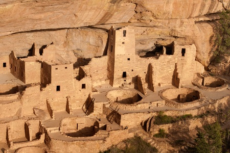 Cliff Palace, Mesa Verde National Park photo