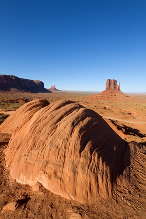 Monument Valley Stock Photo - 13916583