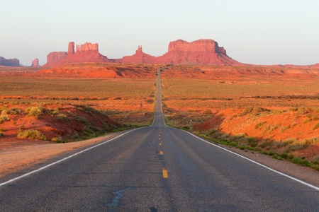 Camino a Monument Valley