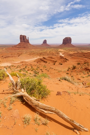 Monument Valley Stock Photo - 13916576