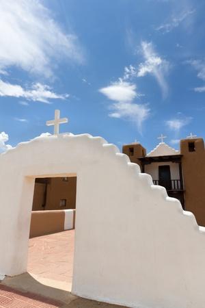 pueblo: Taos Pueblo Church