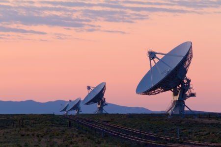 Radio Telescope - VLA photo
