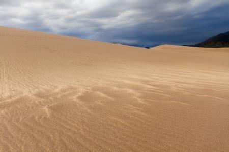 Grandes dunas de arena