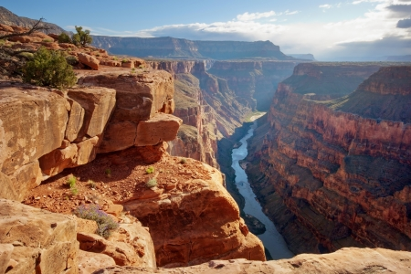 Toroweap Point, Grand Canyon National Park photo