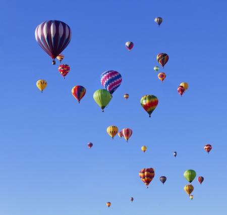 Balloon Fiesta 新聞圖片
