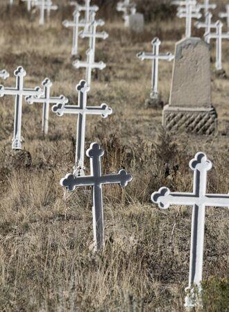오래 된 묘지