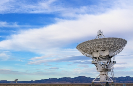 VLA Radio Telescope