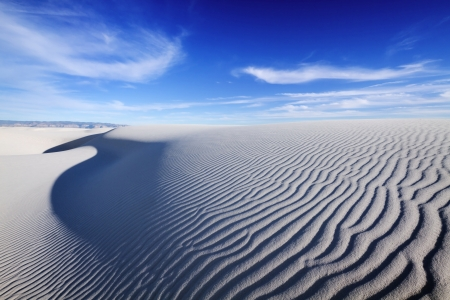 White Sands National Monument Stock Photo - 16847424