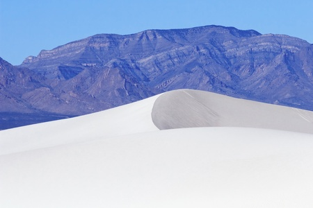 chihuahua desert: White Sands National Monument