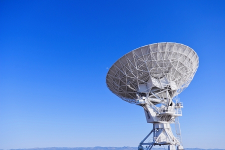 VLA Radio Telescope photo