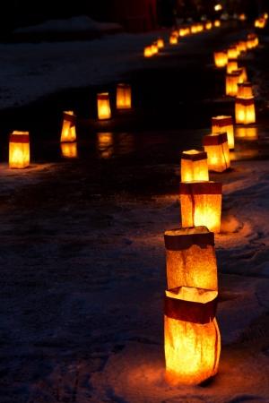 Navidad Luminarias