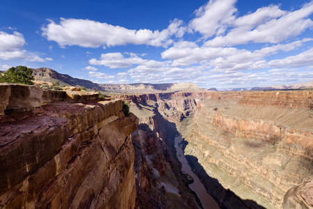 toroweap: Toroweap point in late afternoon, Grand Canyon National Park, AZ