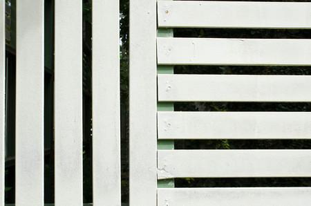 batten: Batten of white wood for background.