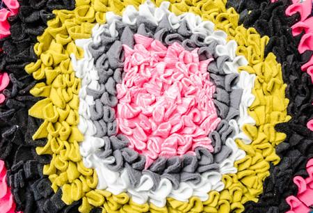doormat: colorful doormat