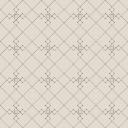 Modern seamless geometric pattern. The texture of overlapping tiles with dots. vector