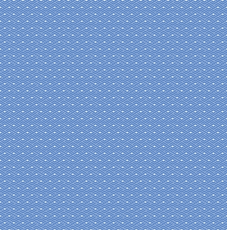 Geometric seamless texture with blue and white  Vector geometric pattern Illustration