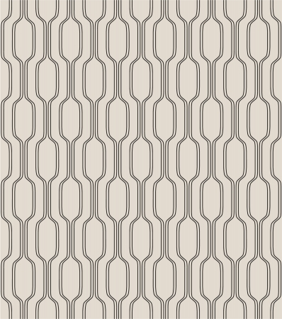 Мodern seamless geometric pattern. Texture with smooth repetitive lines. wave vector