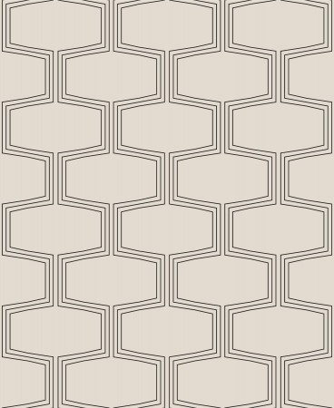 Seamless geometric pattern. Modern texture with torn boxes. vector. geometric wave Illustration