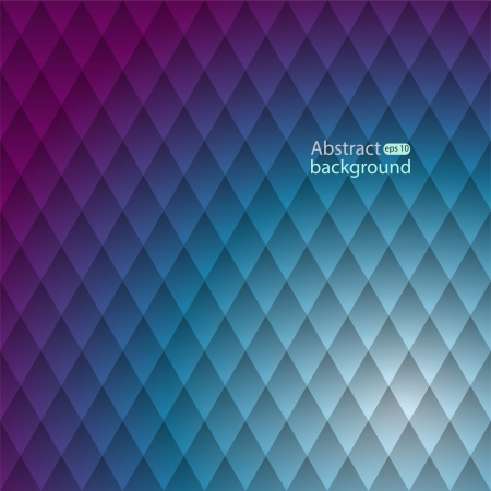 Abstract  background with a pattern of geometric shapes. With the effect of the spectrum and an copy place. Vector.
