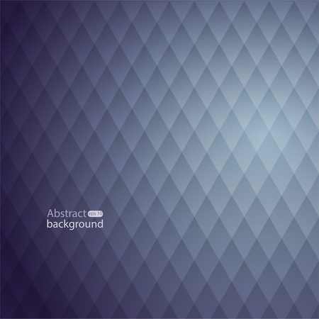 diamond texture: Abstract back background with a pattern of geometric shapes. With the effect of the spectrum and an copy place. Vector.