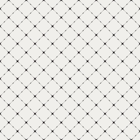 intersecting: Geometric seamless pattern with intersecting lines and dotted lines. design for a background, booklets, wallpaper and other design Illustration