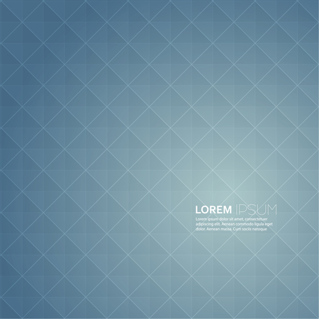Abstract back background with a pattern of geometric shapes. With the effect of the spectrum and an copy place. Vector. for advertising, classified ads, layouts, web, internet, website, cover, booklet, magazine, banner Stock Vector - 26491381