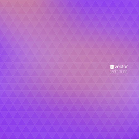 Abstract background with triangles and pattern of geometric shapes. Vector