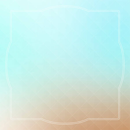 classified ads: Abstract vector background with triangles and vintage frame. for advertising, classified ads, layouts, web, internet, website, cover, booklet, magazine, banner