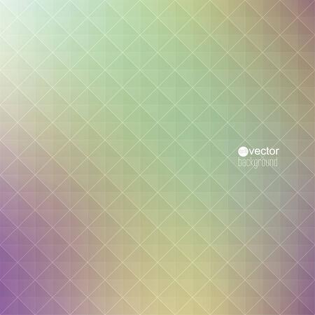verde y morado: Vector de fondo abstracto con tri�ngulos y patr�n de formas geom�tricas. para publicidad, anuncios, presentaciones, web, Internet, Web site, cubierta, folleto, revista, bandera. verde, p�rpura, amarillo, rosado Vectores