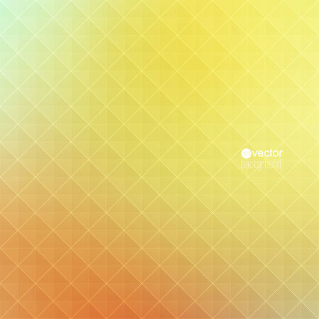 classified ads: Abstract vector background with triangles and pattern of geometric shapes. for advertising, classified ads, layouts, web, internet, website, cover, booklet, magazine, banner. red, yellow, orange