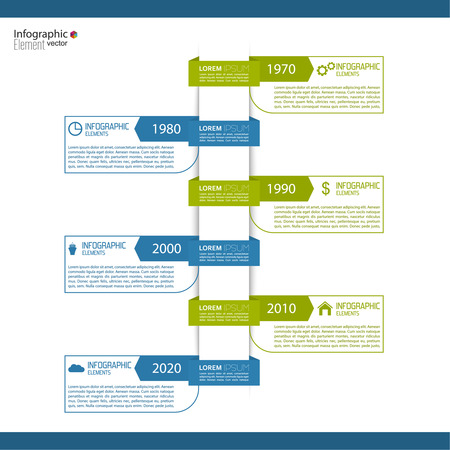 excluding: Timeline Infographic with arrows and pointers. for reports, statistics, earnings, excluding, sales, development, ranking