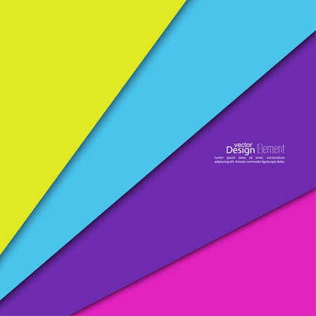 diagonal lines: Abstract background with diagonal lines. Template for cover, annual business reports, layout, poster, web design, websites. green, blue, purple, violet Illustration