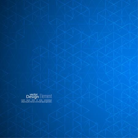 fondo geometrico: Patr�n de tri�ngulo abstracto creativo. Fondo de mosaico poligonal. Cubierta Hipster colorido, vibrante. Para el envasado, la tela, sitios web, impresi�n, folleto, volante, bandera, aplicaci�n m�vil, plantilla de informe anual