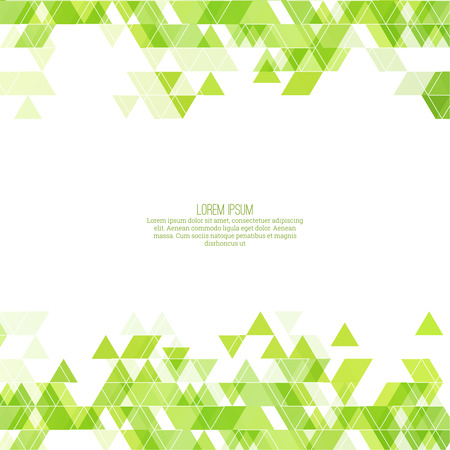 grid pattern: Creative abstract triangle pattern. Polygonal mosaic  background. Green cover colorful, vibrant. For packaging, fabric, websites, printing, booklet, flyer, banner, mobile app, annual report template