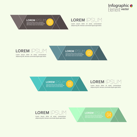 Comparative chart with banner for presentation, informative forms. Option. Infographic for annual report, statistics, infochart, advertising, web button, explanation. Process step by step. analyze