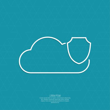 data transmission: Secure cloud service. Safety in data transmission to the cloud. minimal. Outline. Illustration