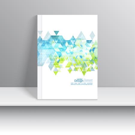 prisma: La portada de revista con triángulos inconformista.