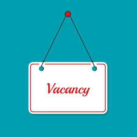 requires: Hanging door plates. Vacancy. Requires assistant. There is work Illustration