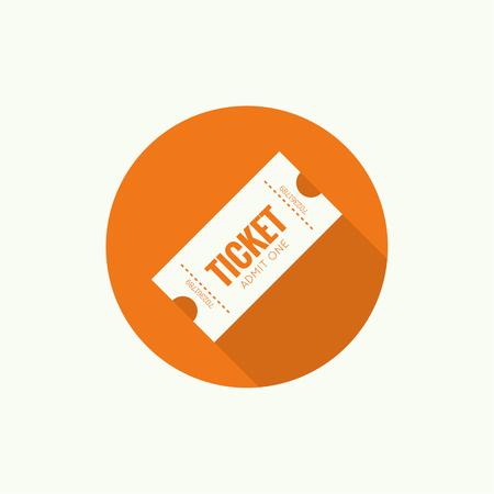 zoologico: billete de entrada. Admita un teatro, el cine, parque zoológico, piscina, justo, paseos, columpio, parque de atracciones, carrusel. Icono para reservas de billetes. Web y icono de la aplicación móvil, el botón Vectores