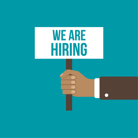 Recruitment. Concept search  better candidate for open position. We are hiring, hr.
