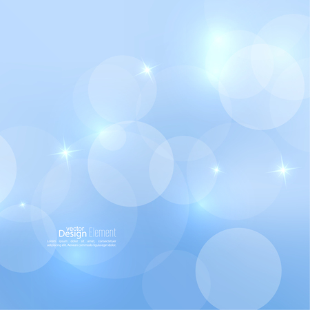 stars  background: Abstract blurred vector background with sparkle stars. For decorations for Merry Christmas, New Year, anniversaries, festivals, birthday, xmas, glamour holiday, illuminated, celebration