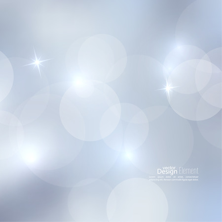 glimmer: Abstract blurred vector background with sparkle stars. For decorations for Merry Christmas, New Year, anniversaries, festivals, birthday, xmas, glamour holiday, illuminated, celebration