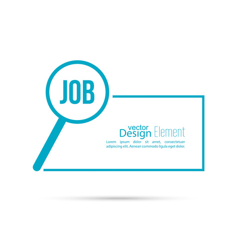 jobs: Recruitment. Concept search  job for open position.
