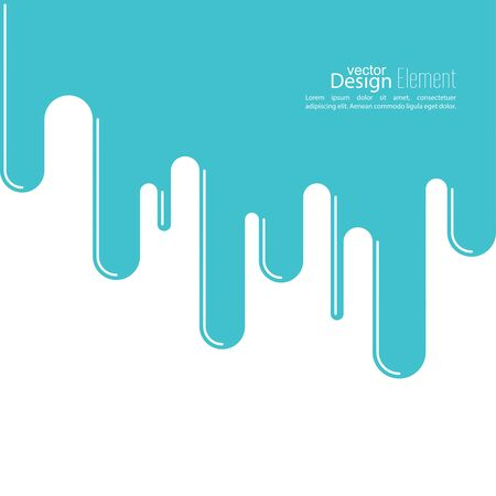 melt: Abstract background with streaks, drops waves. For Advertising, product presentations