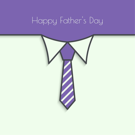 cravat: Abstract background with men ties. Happy Father Day.  Icon men tie. Cravat striped. Elegant tie. Father day. Greetings happy father day. Vector
